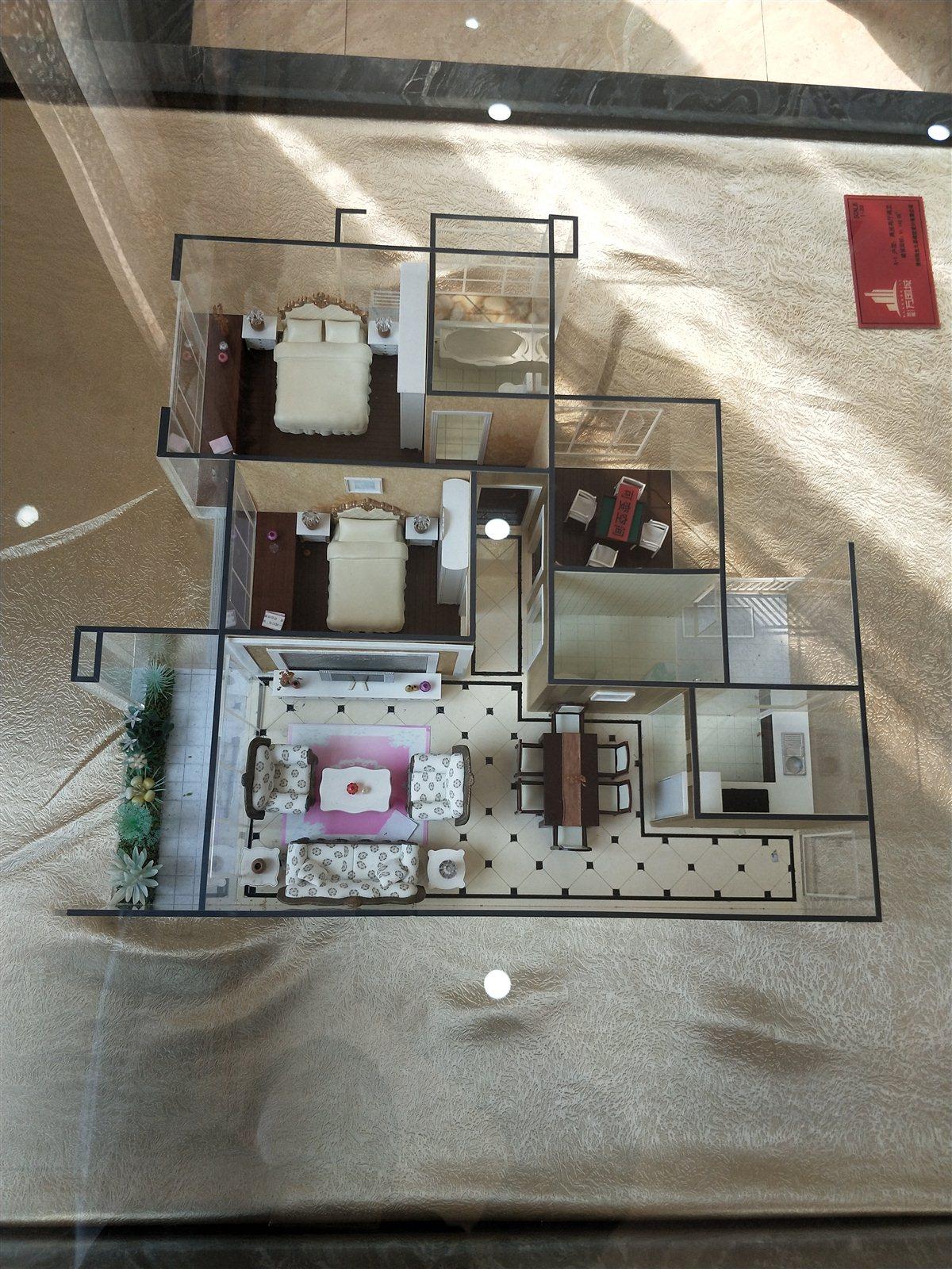 琉森堡万国城3室 2厅 2卫52万元