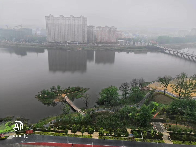 稀缺资源:滨河新城前排河景房
