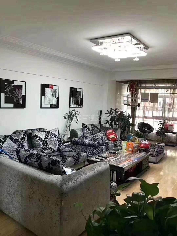 利景小区2室2厅105平米精装修带家具