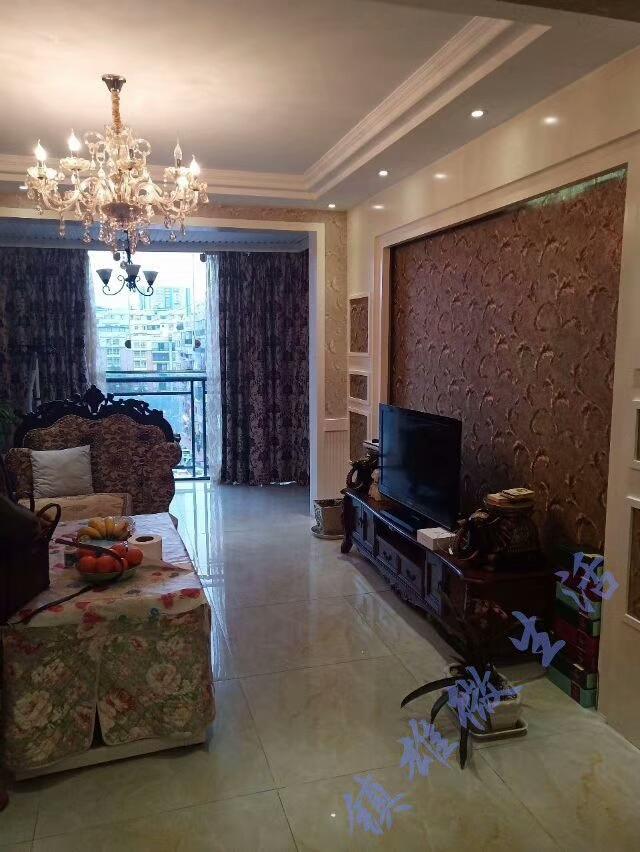 龙腾锦城3室 2厅 2卫80.8万元