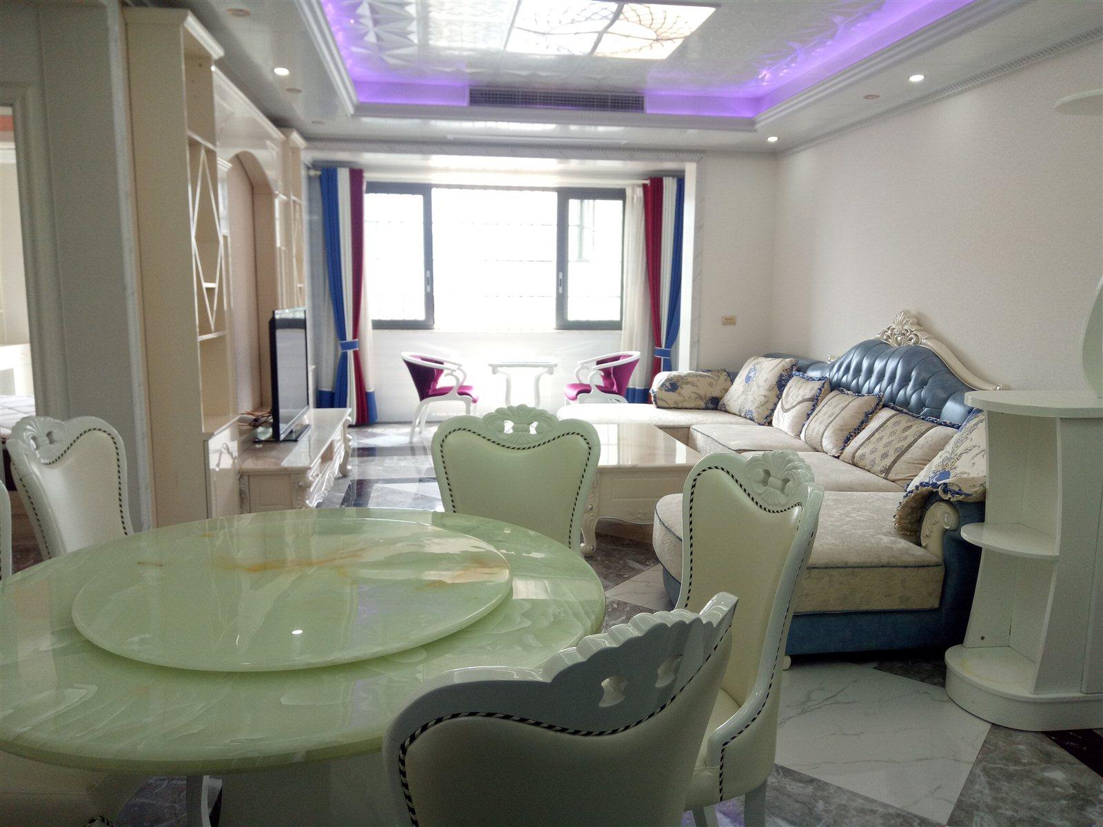 尚西国际豪装3室 2厅 2卫98.8万元