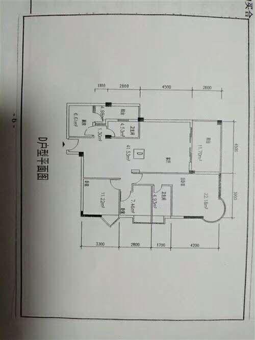 黄金水岸小区3室 2厅 2卫60万元