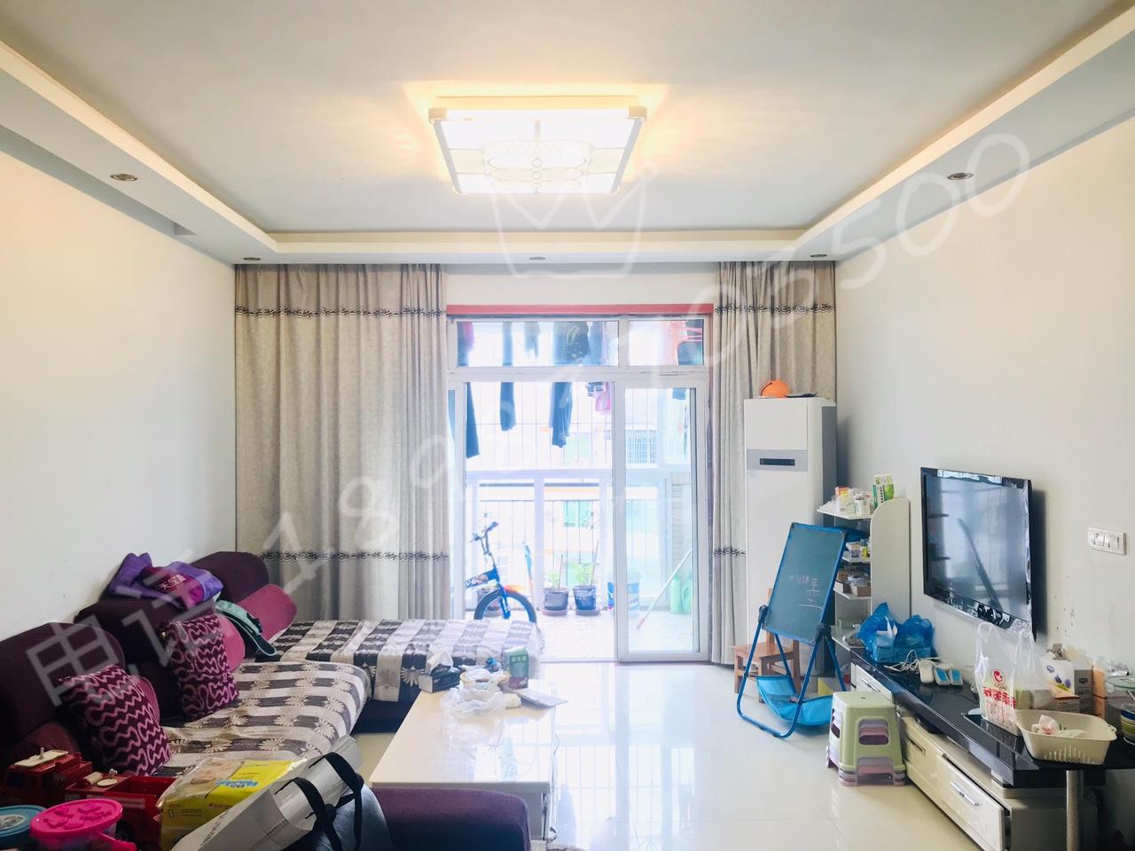 陽光上海城江景房精裝三房 業主急售