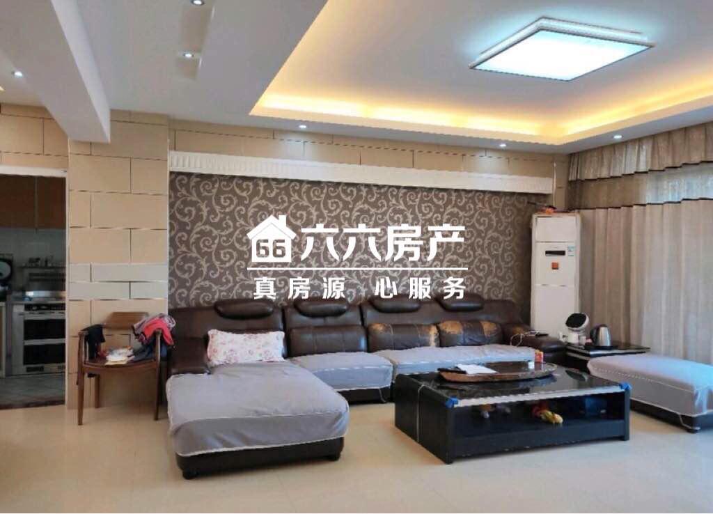 蓝溪国际154平,四房两厅150万