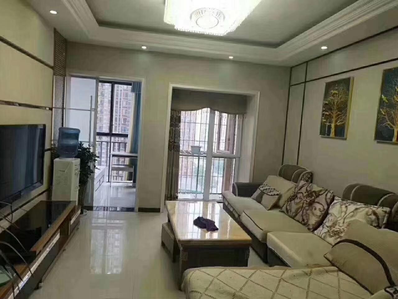 城南荟城B区3室 2厅 1卫75.8万元