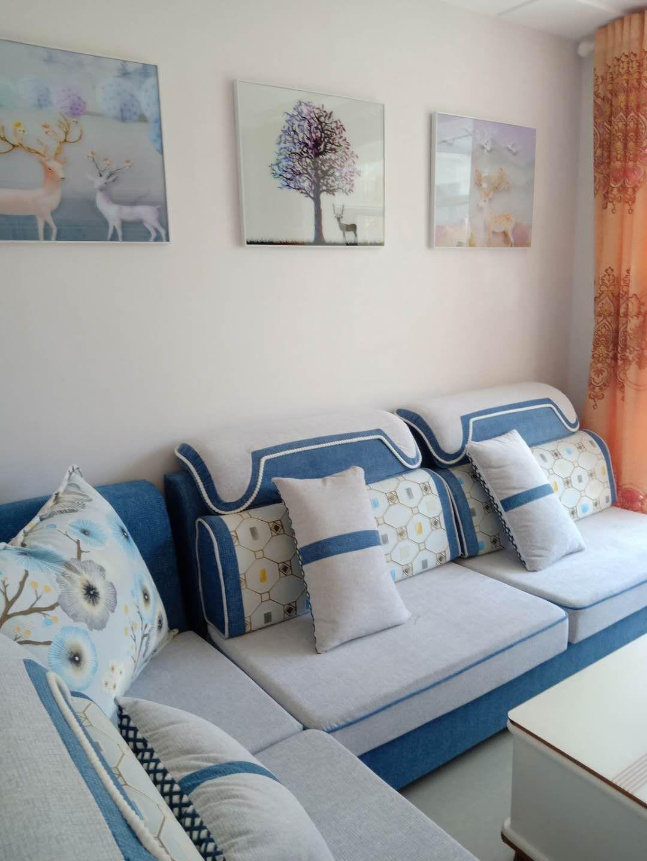 北新花园3室 精装地暖房可优惠