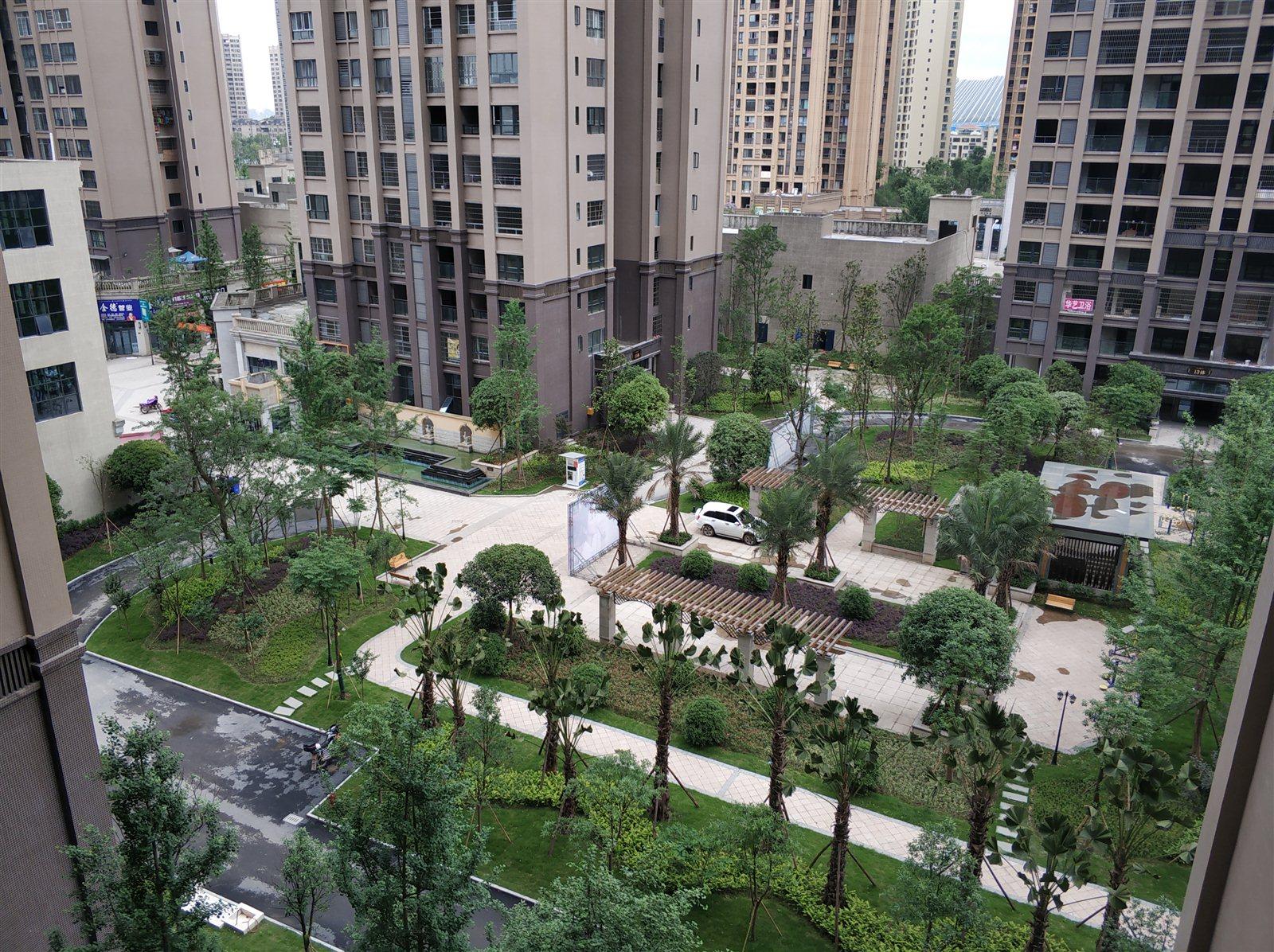 凤凰华城清水4室临近仙源学校北大碚文长江大院