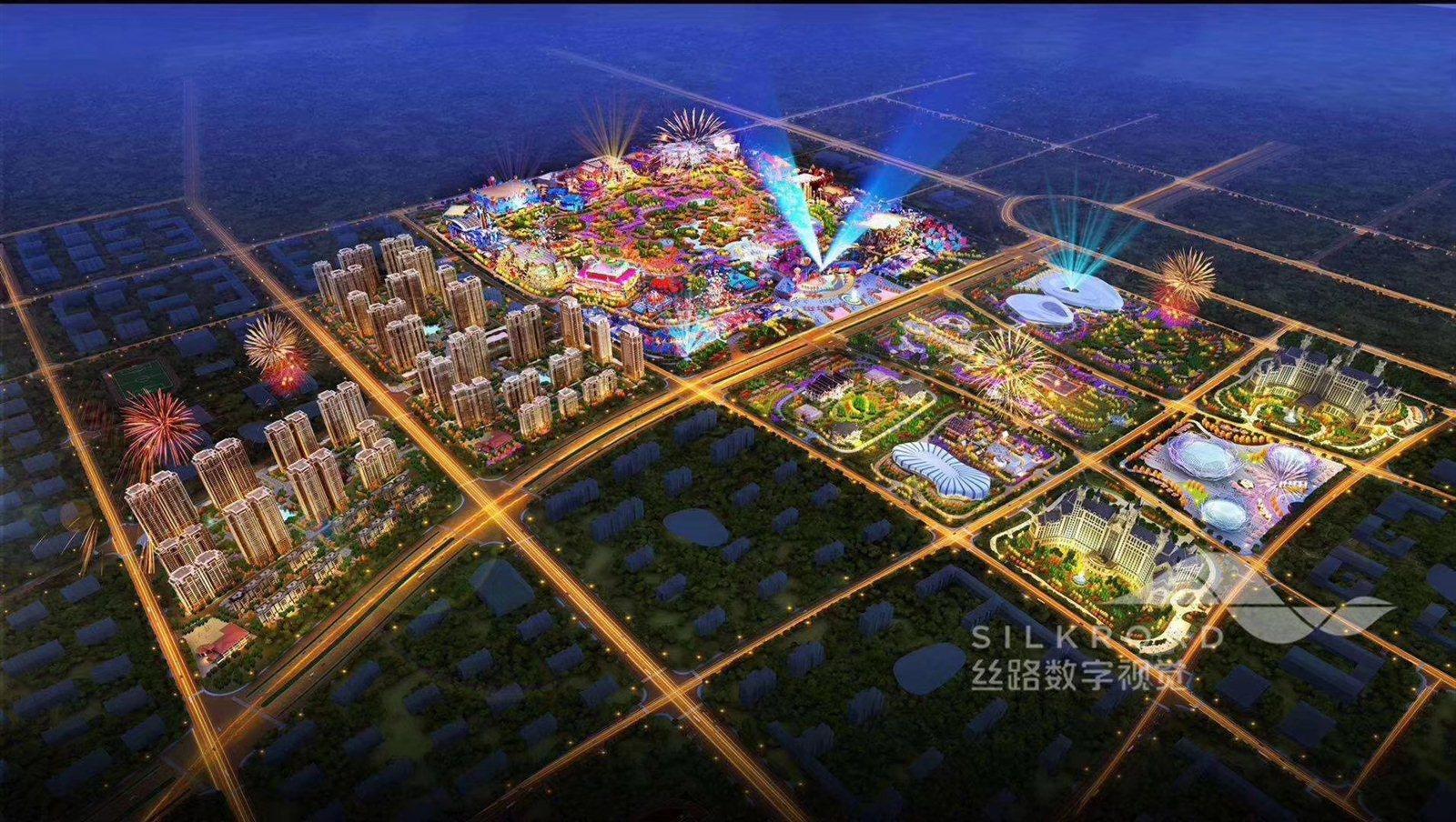 西安恒大文化旅游城3室 2厅 2卫面议