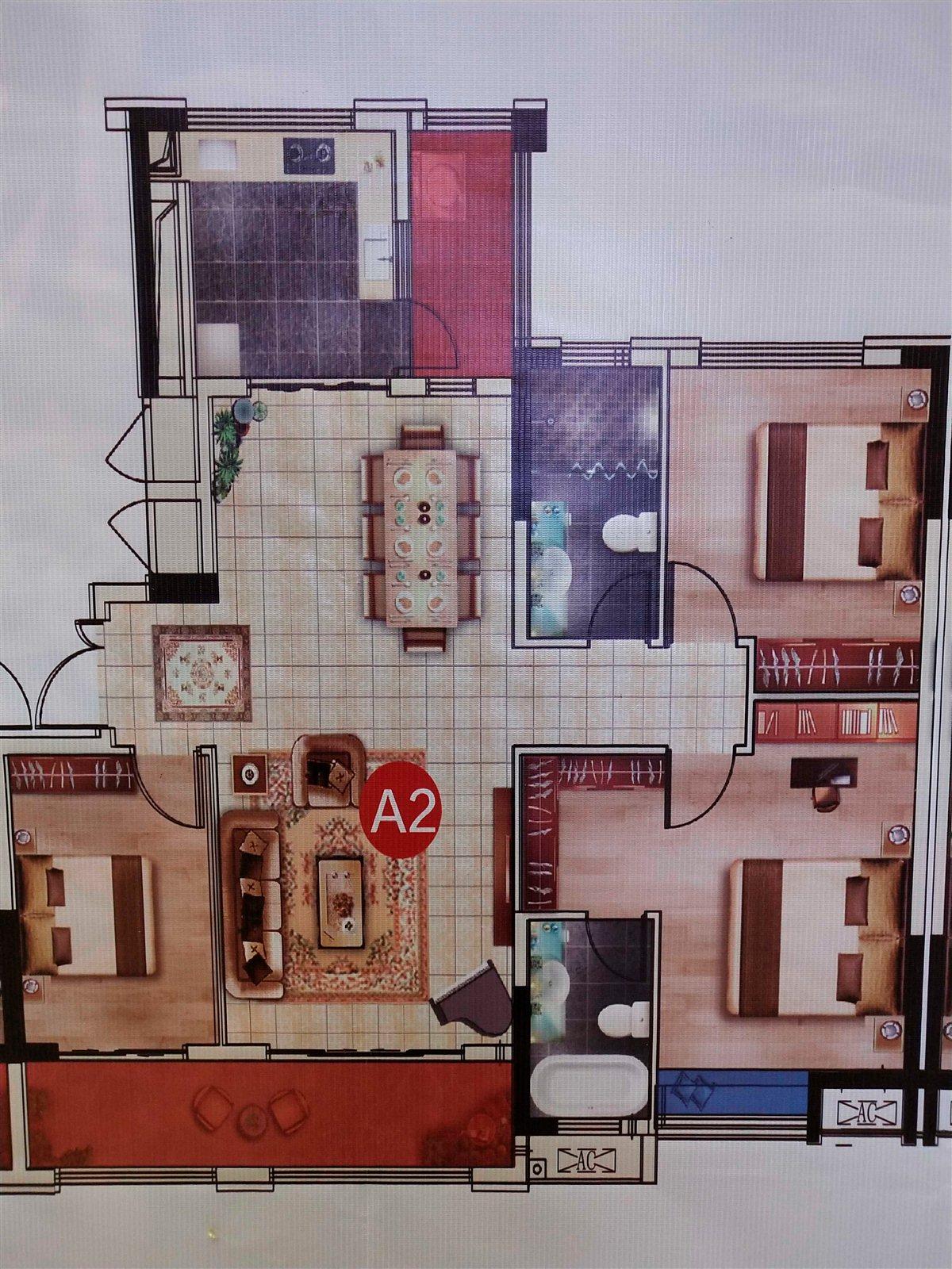 麒龙城市广场即将清盘  最后十几套洋房