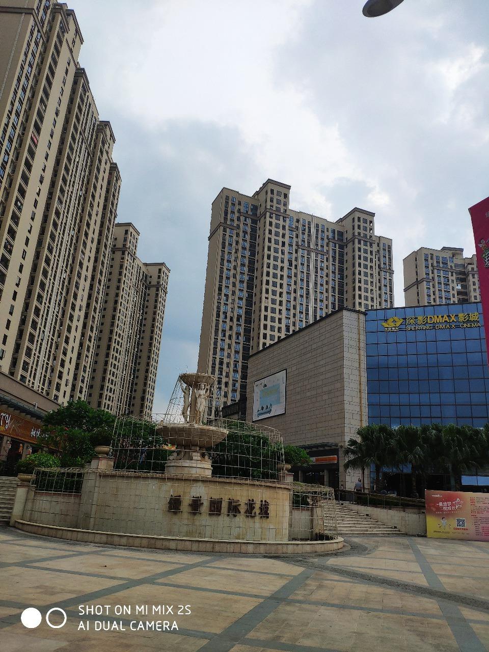绿景国际花城3室 2厅 2卫77.8万元