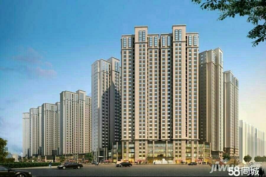 神州明珠135平米3室 2厅 2卫2楼61万元