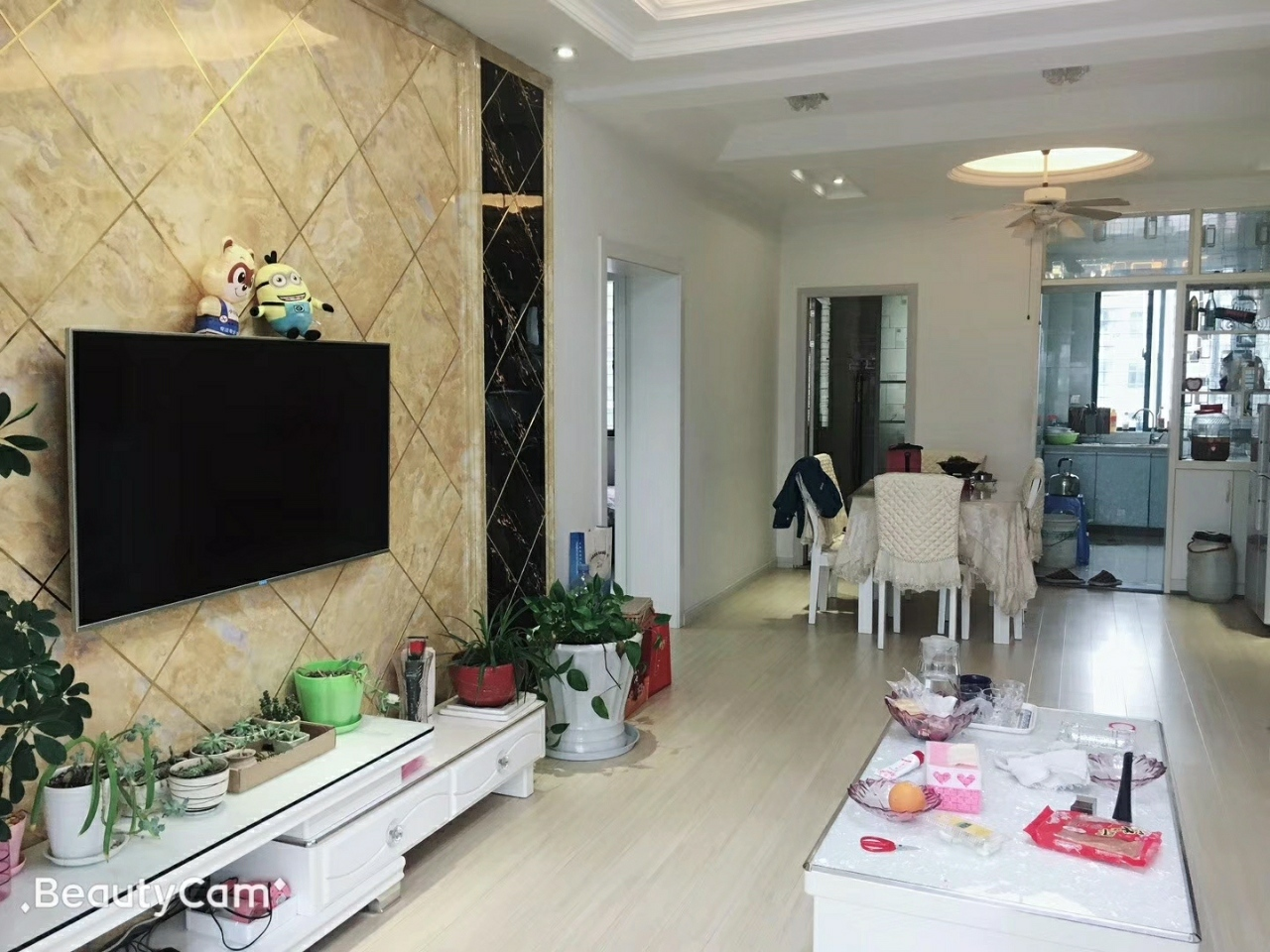 卿城花苑【0278】2室 2厅 1卫74.8万元