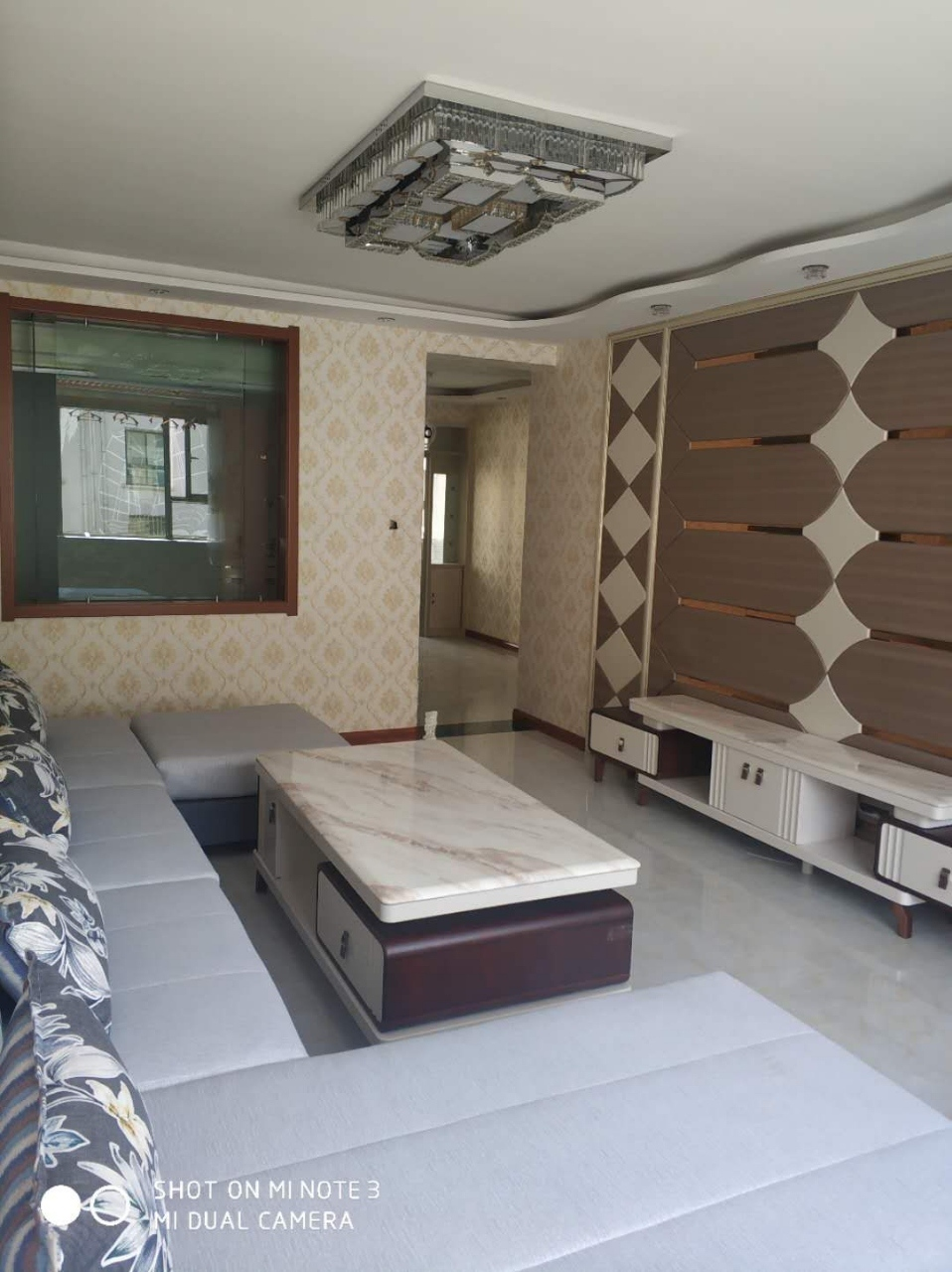泉景园3室 精装地暖房带高档家具可优惠