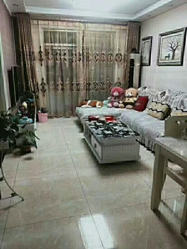 青青家园94平豪华装修,实验学区房带家具家电