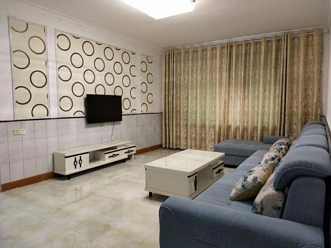 义园街3室2厅2卫精装3楼128平米48万元