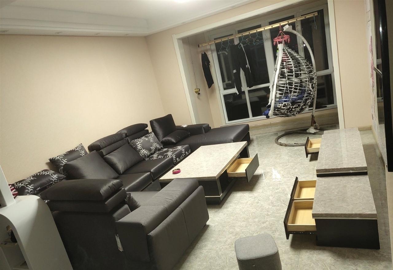 阳光金水湾精装房3室 2厅 1卫79万元