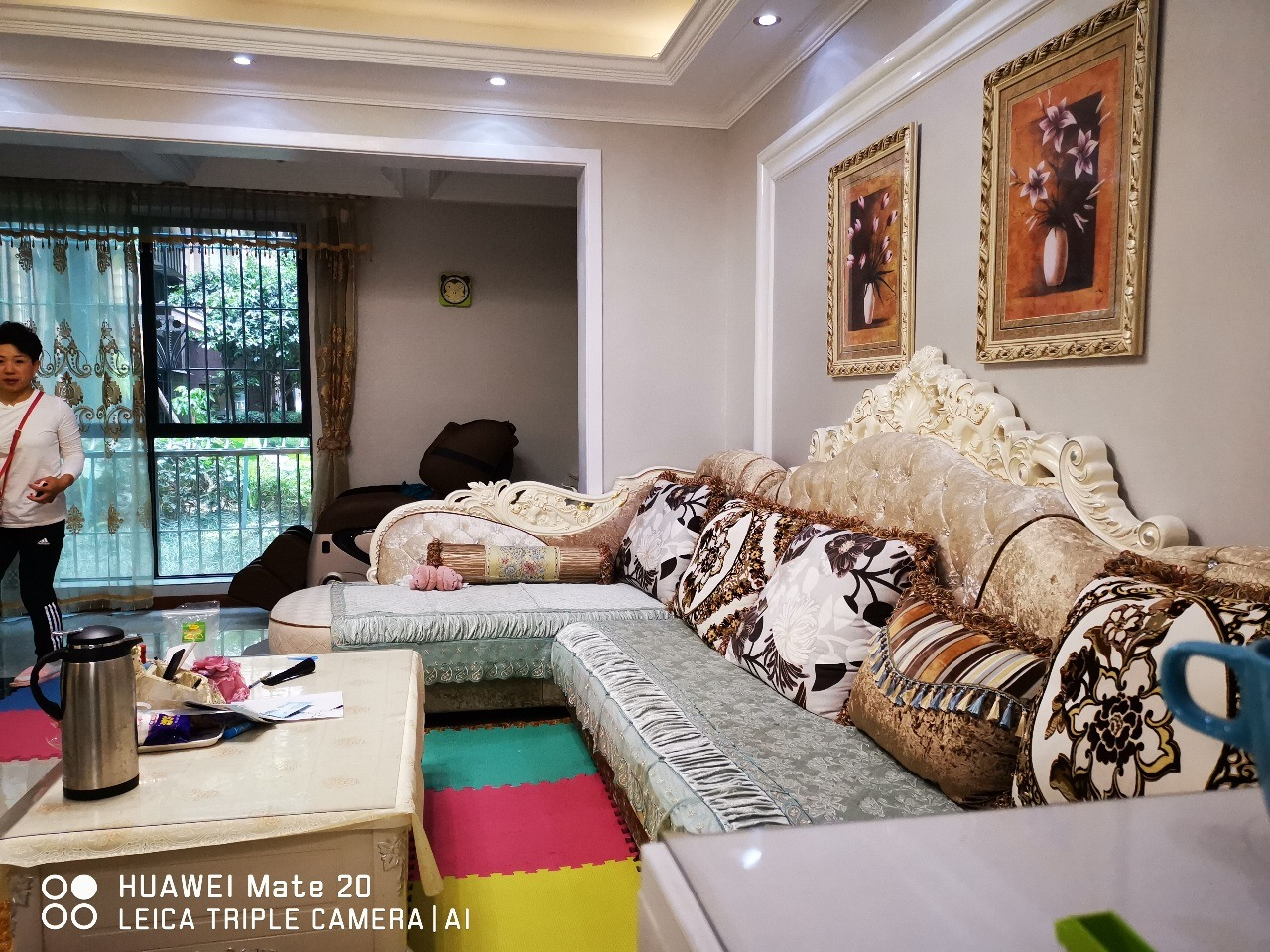 中城国际社区3室 2厅 2卫100万元