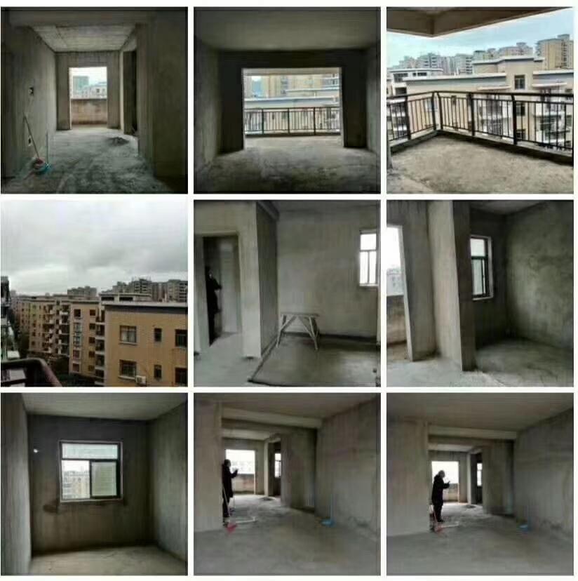 锦绣嘉园 毛坯,单价才6500,3室 2厅83万元