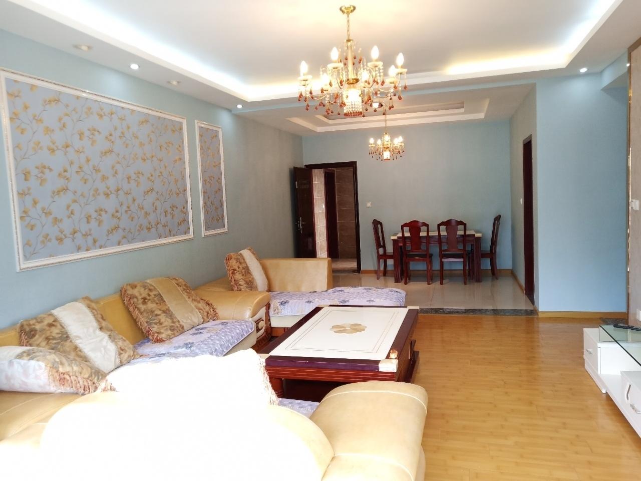 蓝桥翠锦3室 2厅 1卫76.8万元