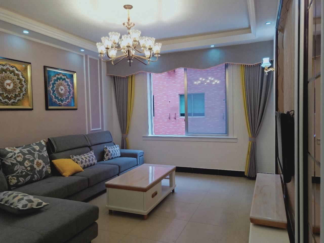 新天梯大羽花园2楼3室 2厅 1卫66万元
