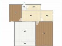 2室 2厅 1卫62万元