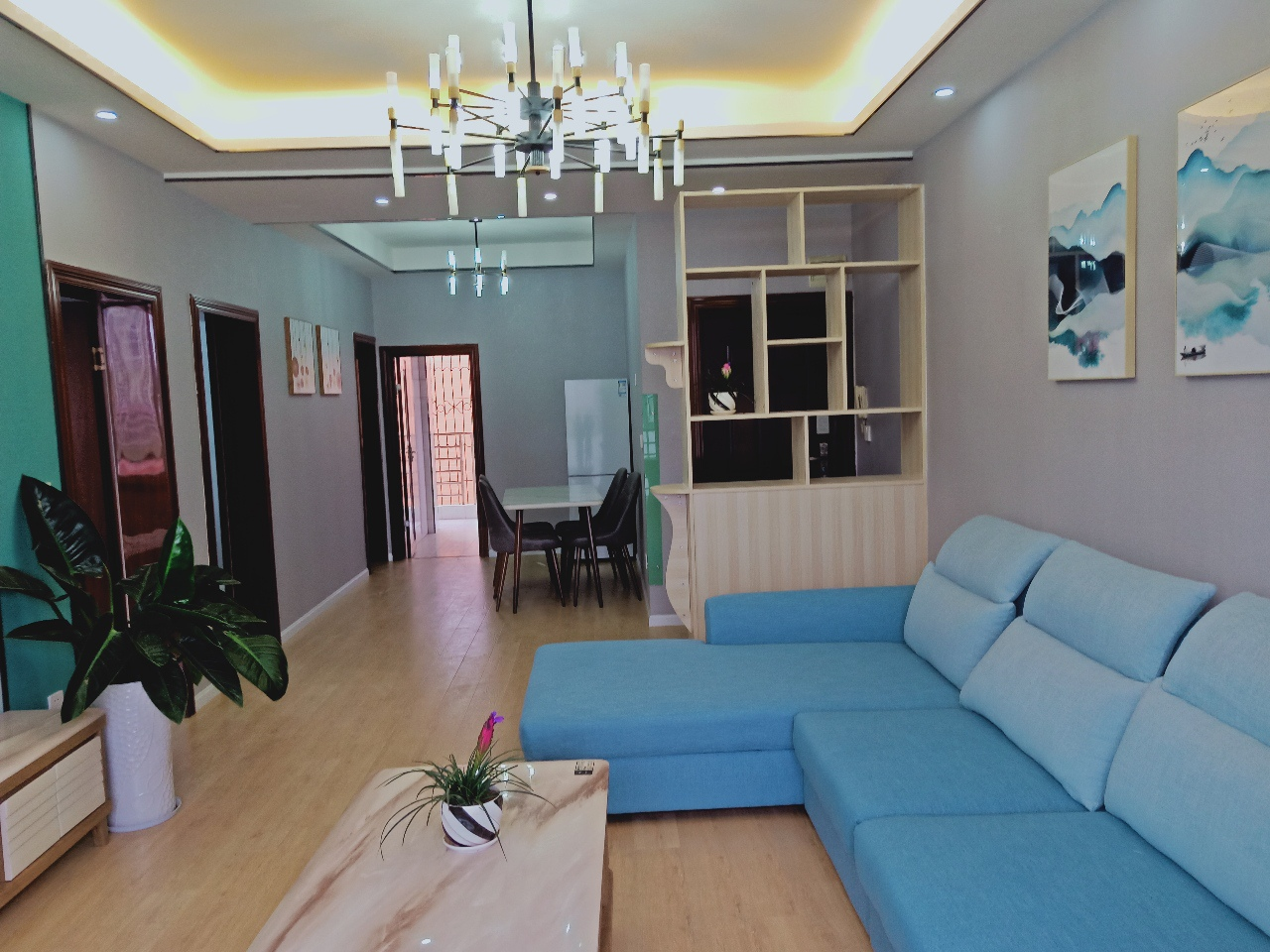 先锋街陵州铭苑6楼2室 2厅 1卫43.8万元
