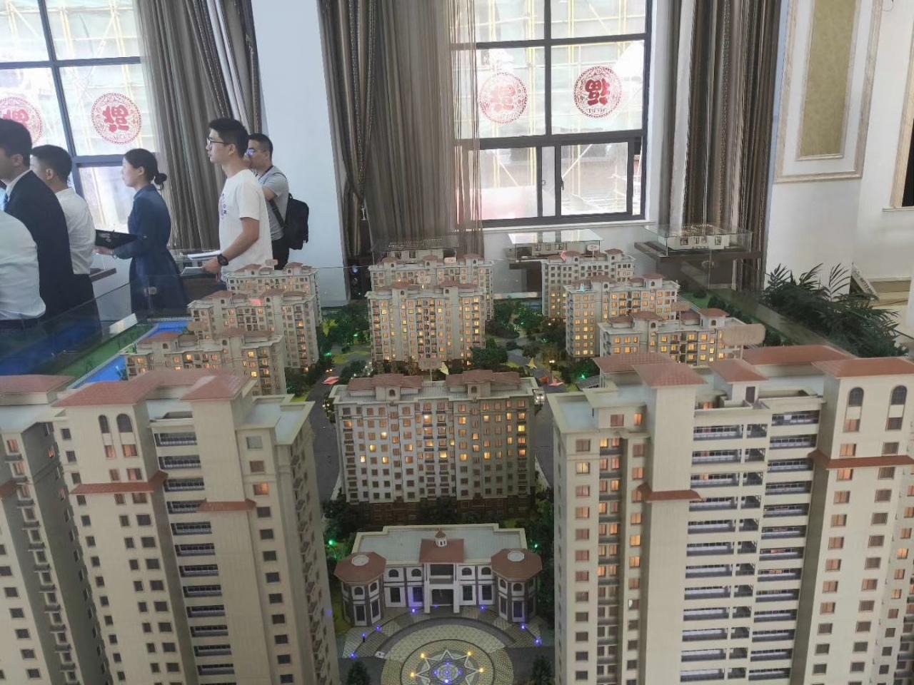 东景豪庭3室 2厅 2卫39万元