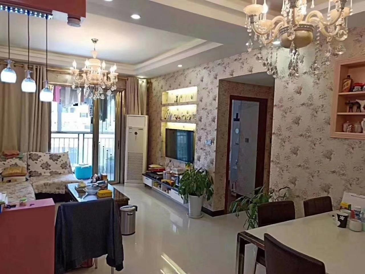 玫瑰湾 2室 2厅 1卫54.8万元