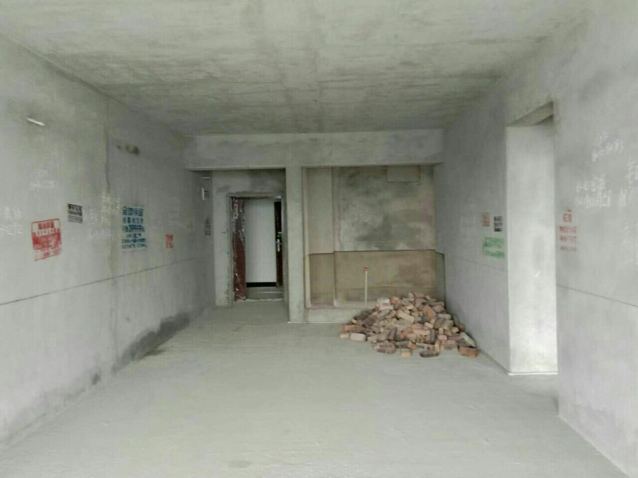 福地·御景城二期3室 2厅 2卫83.8万元