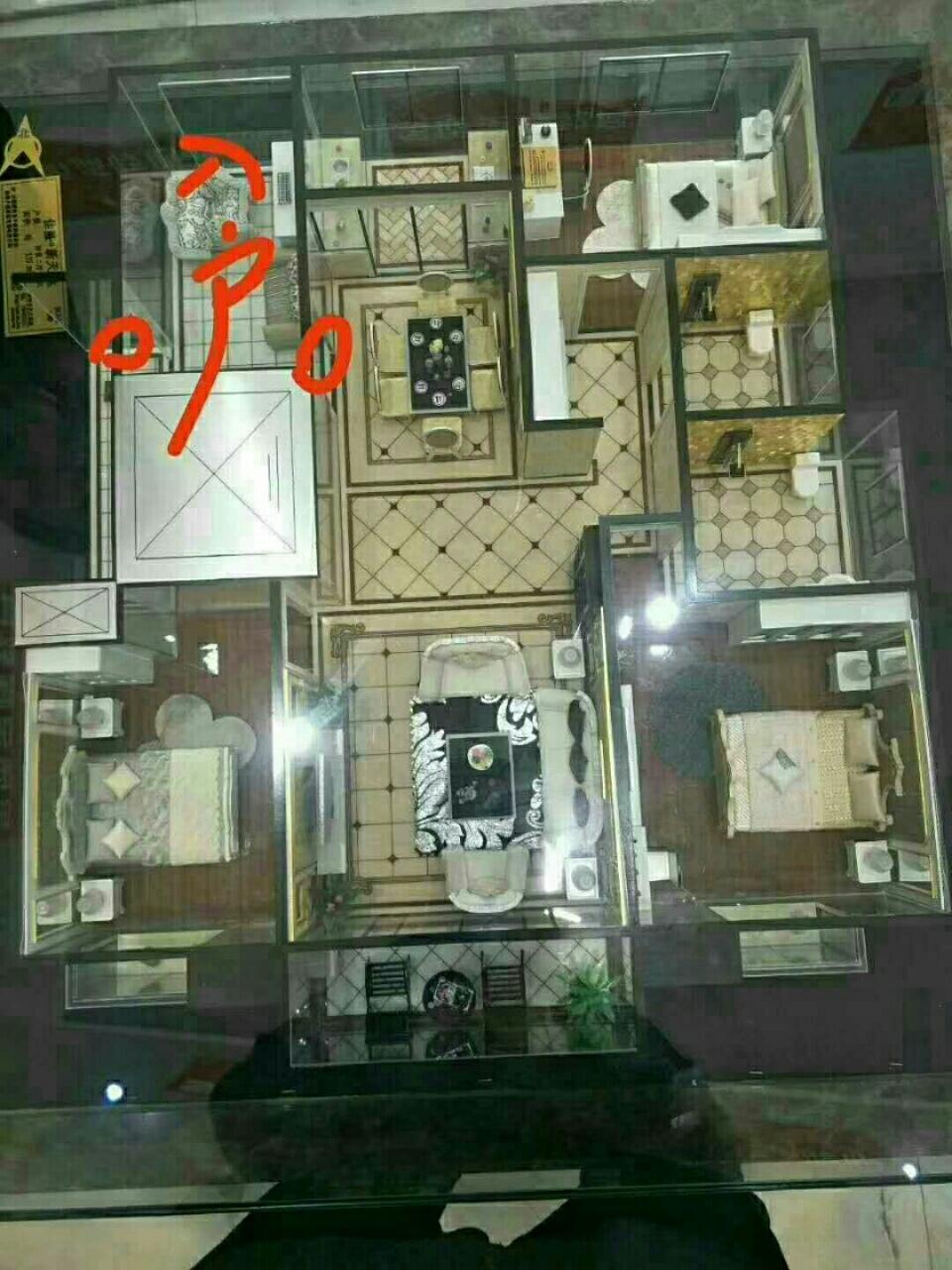 佳隆新天地3室 2厅 2卫56万元