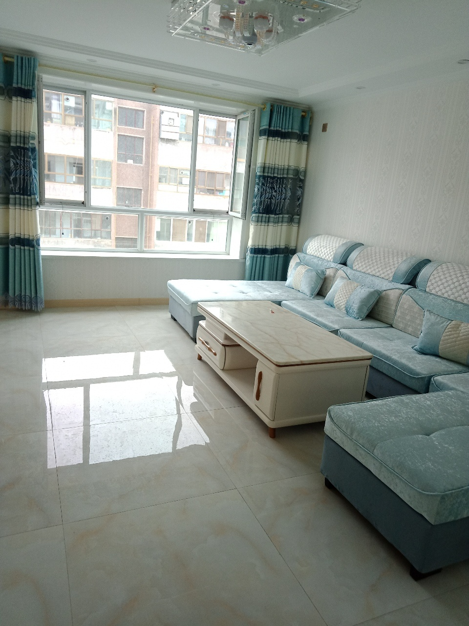 南苑和谐小区精装地暖带高档家具