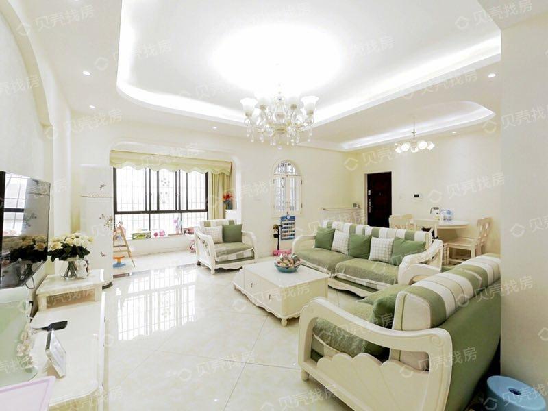 卡地亚城邦3室 2厅 2卫108万元