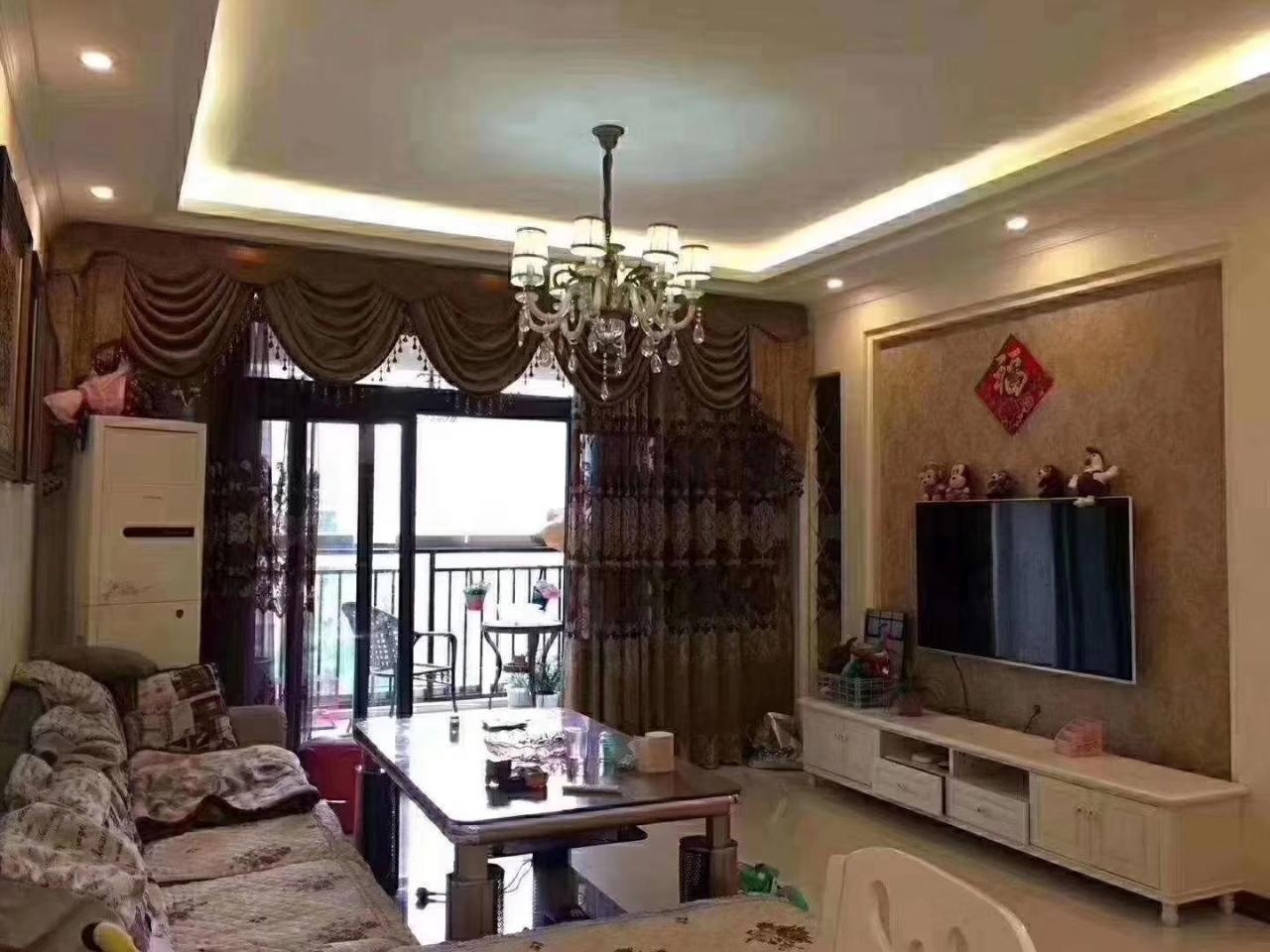伴山国际豪装3室 仅售74.8万元