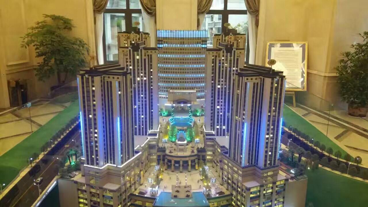 隆城国际3室 2厅 1卫60万元