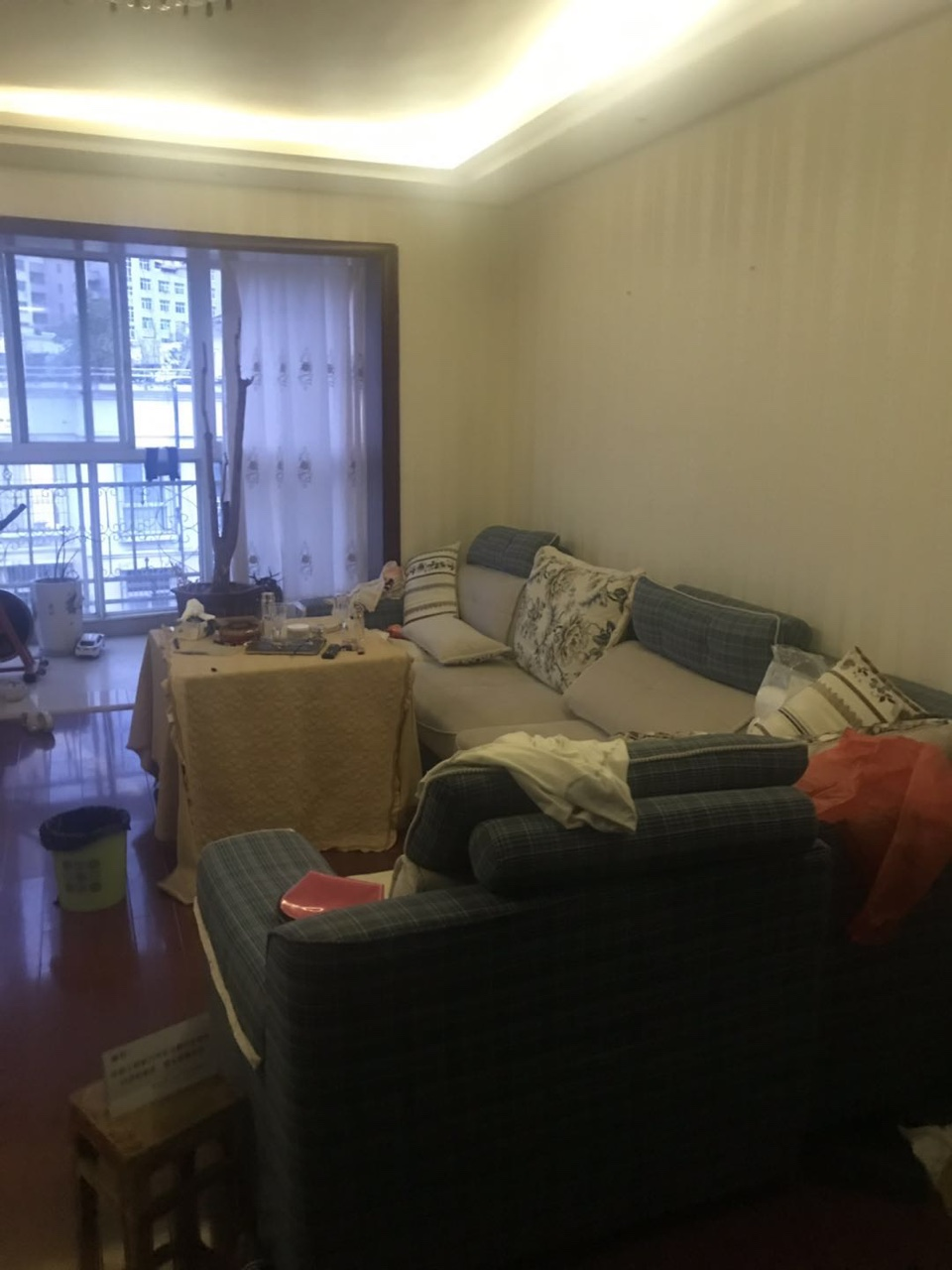 翰林苑3室 2厅 1卫43.8万元