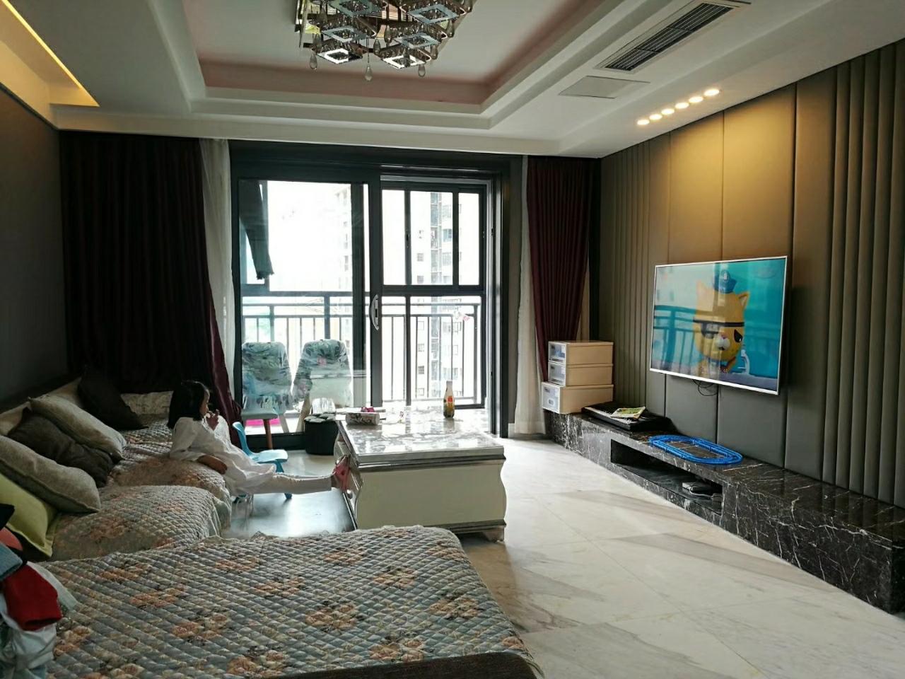 国维·中央府邸3室 2厅 2卫80万元