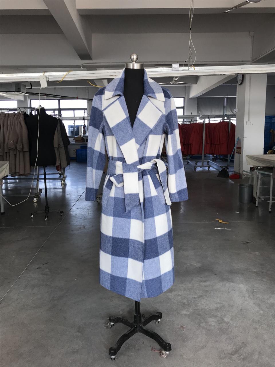 羊絨大衣廠家直銷批發
