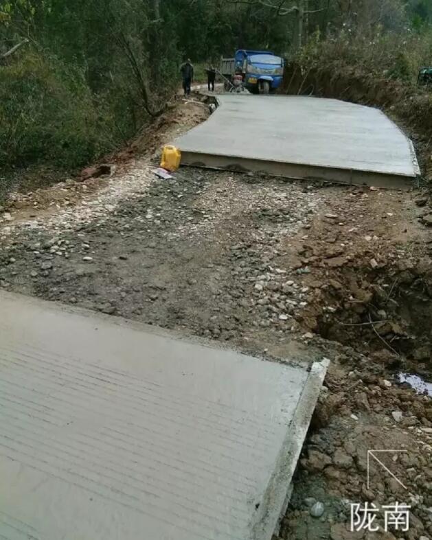 关于成县纸坊镇枣树村群众反映道路硬化问题的回复