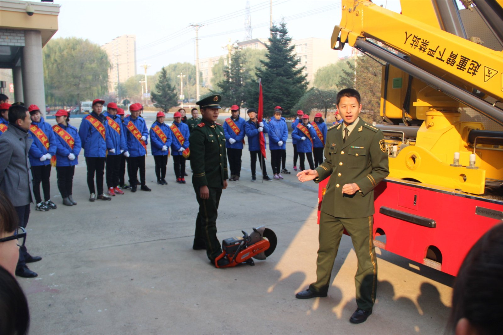 消防志愿者活��