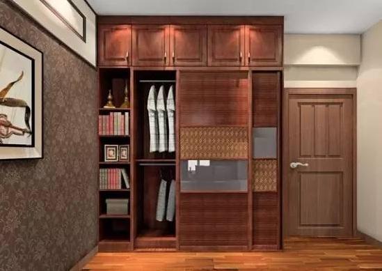 卧室衣柜如何进行装饰搭配?看看这些衣柜效果图吧!