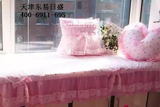 你家装修风格适合哪种飘窗垫?垫子选得好,舒服又漂亮