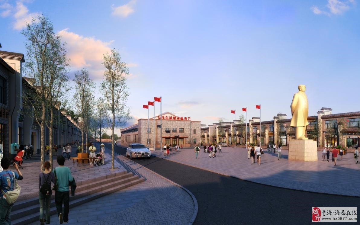 德令哈市柯鲁柯镇以农垦文化为核心发展文化旅游产业