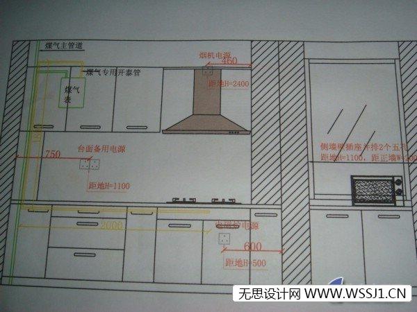 家庭装修水电布置规范