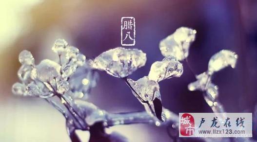 [虞美人]  暖冬腊八