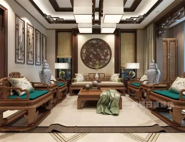 中式风格和新古典风格有什么区别呢?
