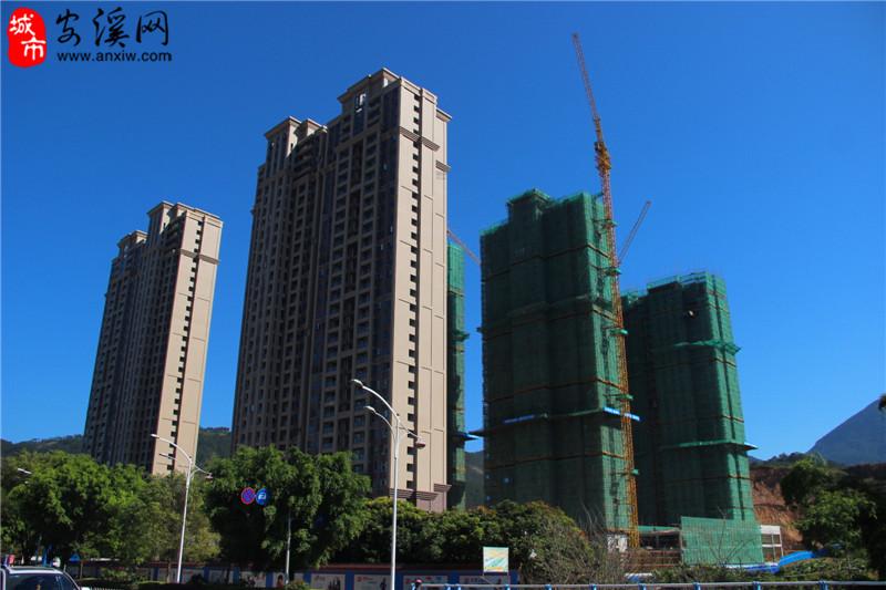 鼎盛金领:项目仅剩少量房源在售;7#楼3月份推出