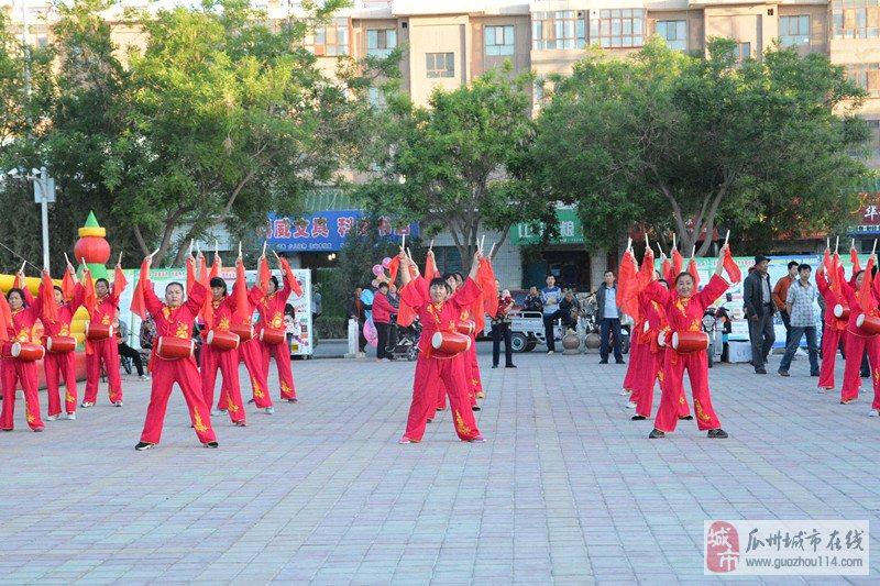 瓜州县文化馆免费艺术培训班正式开班