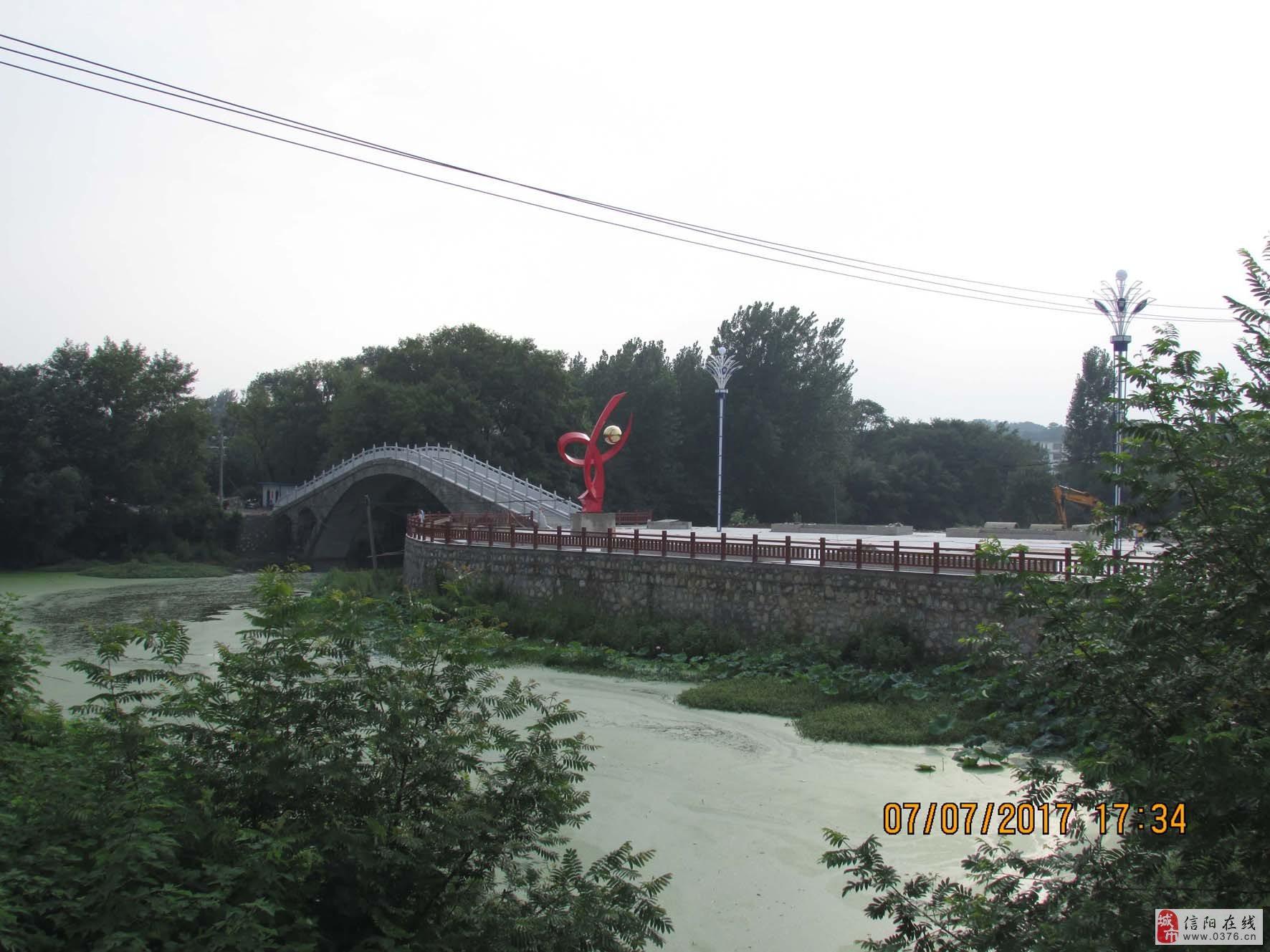十三里桥乡的景色你见到了吗?