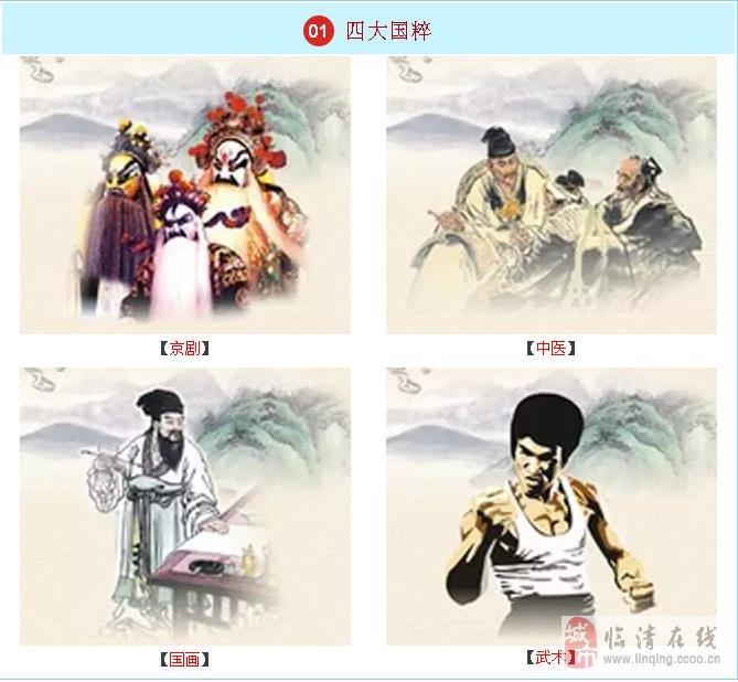 """中国人不可不看的常识集锦――""""四大......"""""""