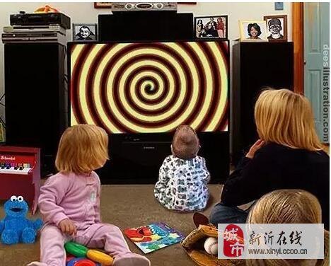 求求你,别老给孩子看电视了,我们是认真的
